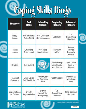 Coping Skills Handout http://www.therapeuticresources.com/games.html
