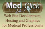 Medclick 24-7 Medical Clinic Web Hosting